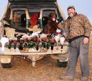 Saskatchewan Upland Waterfowl Hunts