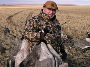 Saskatchewan Goose And Duck Combo Hunts